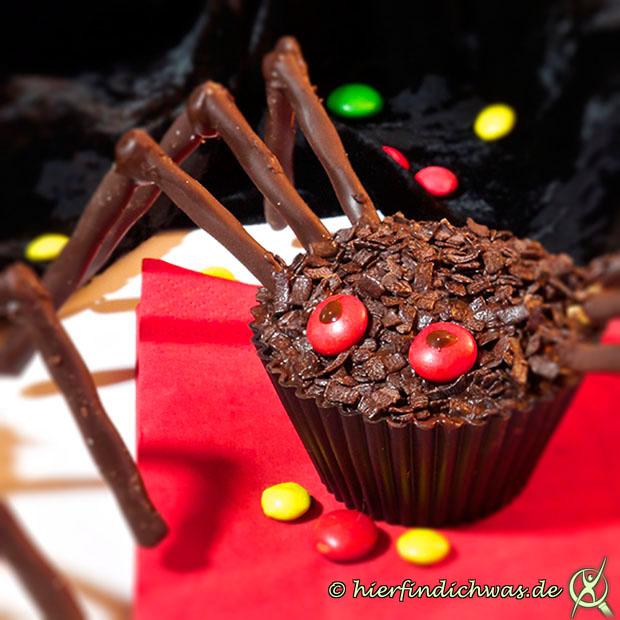 Muffins / Cupcakes Gruselabend Ideen