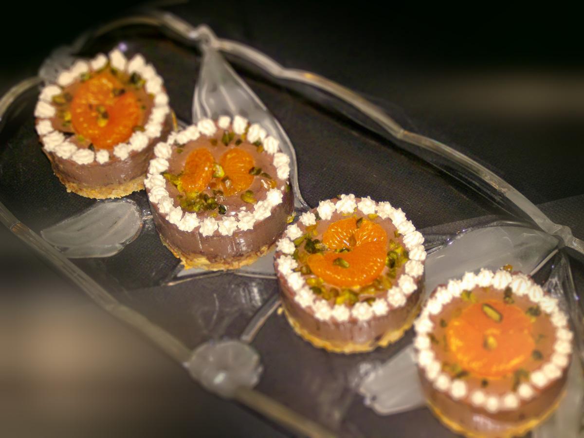 Schoko-Orangen-Toertchen