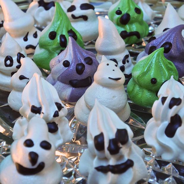 Halloween Kindergeburtstag.Kleine Spukgespenster Fur Eine Mottoparty Oder Fur Halloween