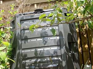 Komposter, Gartenkompost,