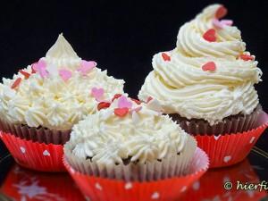 Schneller Schokoladenmuffin Cupcake Rezept