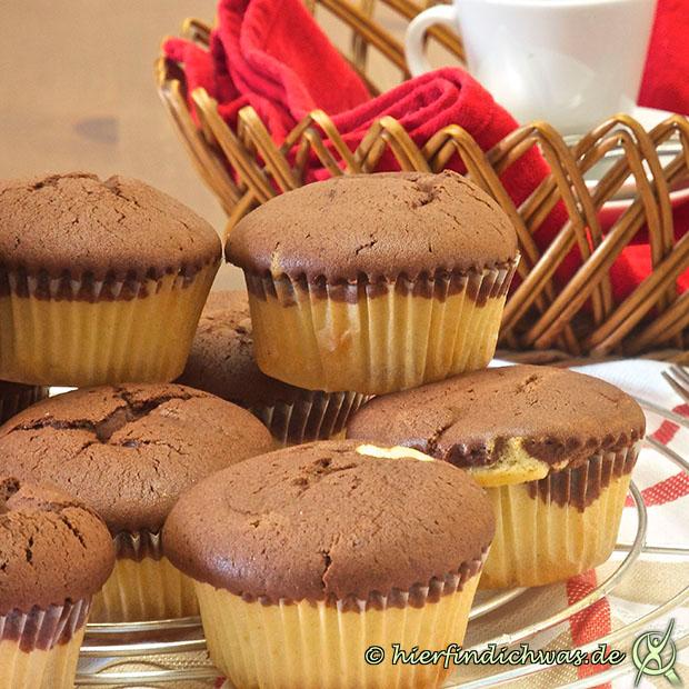 Marmor-Muffin Basisrezept
