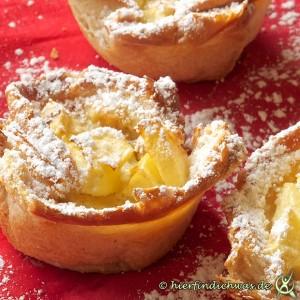 Toast Rezepte mit Apfel