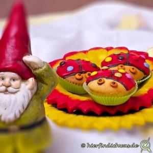 Muffin Cupcakes schnell und einfach