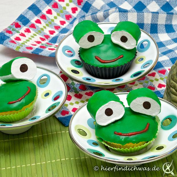 Geburtstags Cupcakes Rezept Nachtisch