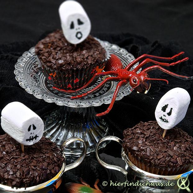Muffin Rezepte Halloween Themenabend
