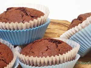 Schokoladenmuffin Cupcake Rezept
