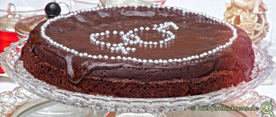 Schokoladenkuchen Schokokuchen Pornokuchen