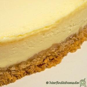 Keksboden fuer Cheesecake