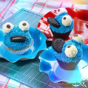 Monster mit Oreo Kecks