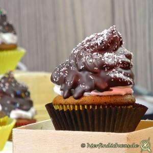 Mohrenkopf Cupcakes Rezept