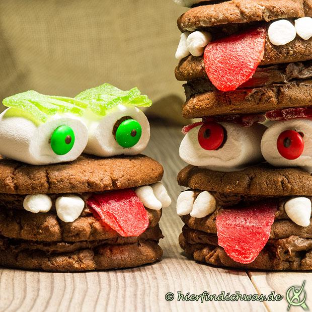 cookie spookies backrezept fuer whoopies kekse. Black Bedroom Furniture Sets. Home Design Ideas