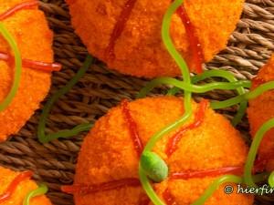 Herbstliche Cupcakes