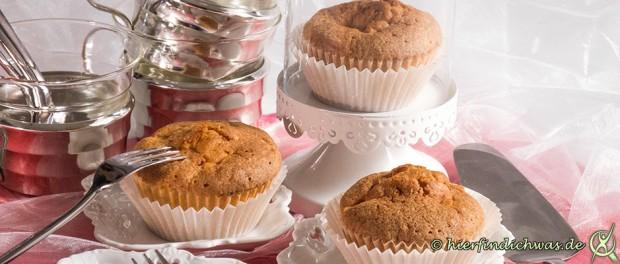 Apfelcupcakes Rezept