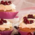 Cranberry-Cupcakes