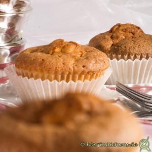 Apfelcupcakes Rezepte