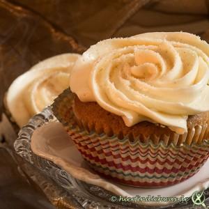 Cupcake mit Topping