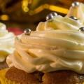 Honig-Cranberry-Cupcakes