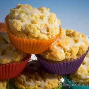 Muffin Rezept mit Apfel