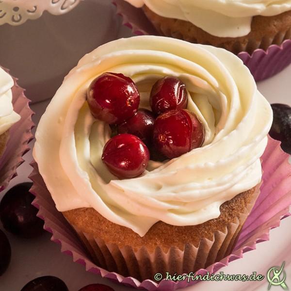 Cranberry Cupcake Rezept