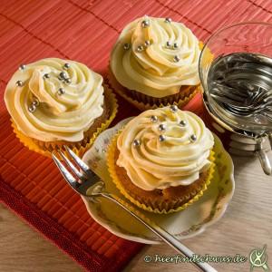 Cupcake Rezepte mit Frucht