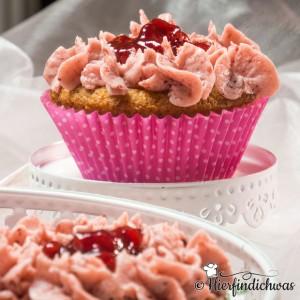 Rezept fuer fruchtige Muffins