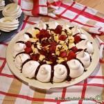 Baiserkuchen, Geburtstagskuchen