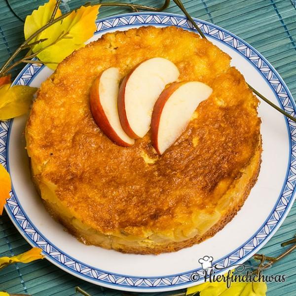 Apfelkuchenrezepte aus Frankreich