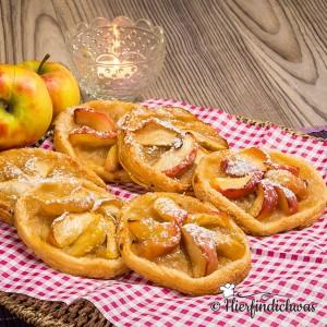 Apfelkuechlein Apfelkuchen