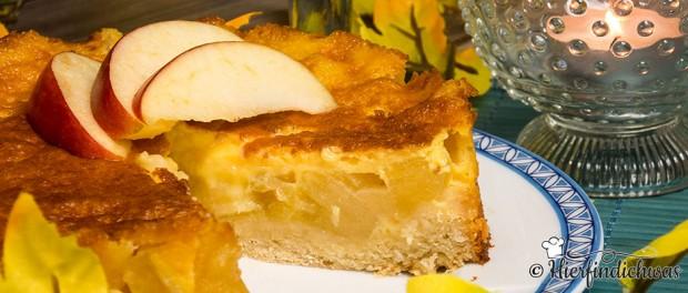 Franzoesischer Apfelkuchen Rezept