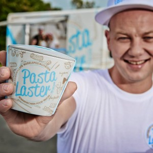 Foodtrucks in Erlangen: Pasta Laster