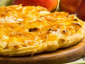 Saarlaendischer Apfelkuchen