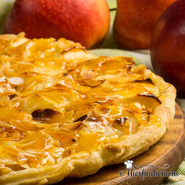 Apfelkuchen Rezepte super knusprig