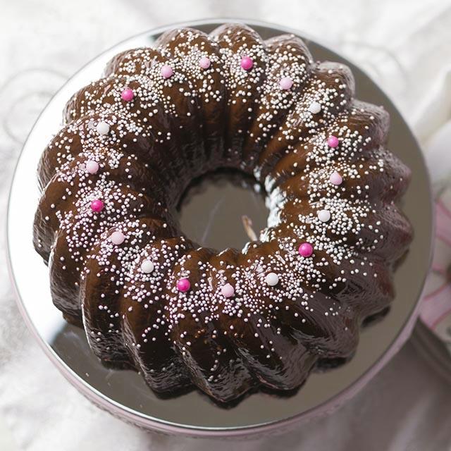 Polnische Schokokuchen Einfacher Leckerer Schokoladenkuchen