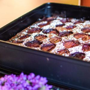 Zwetschgenkuchen Rezept