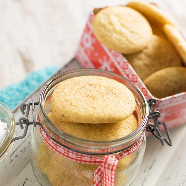 snickerdoodles rezept f r einfache und schnelle kekse bzw pl tzchen. Black Bedroom Furniture Sets. Home Design Ideas