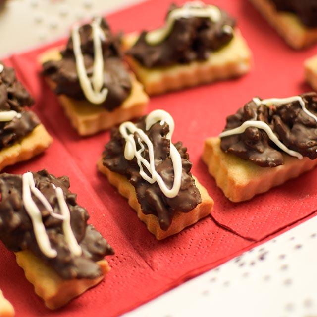 Chocco-Crossies-selbst machen