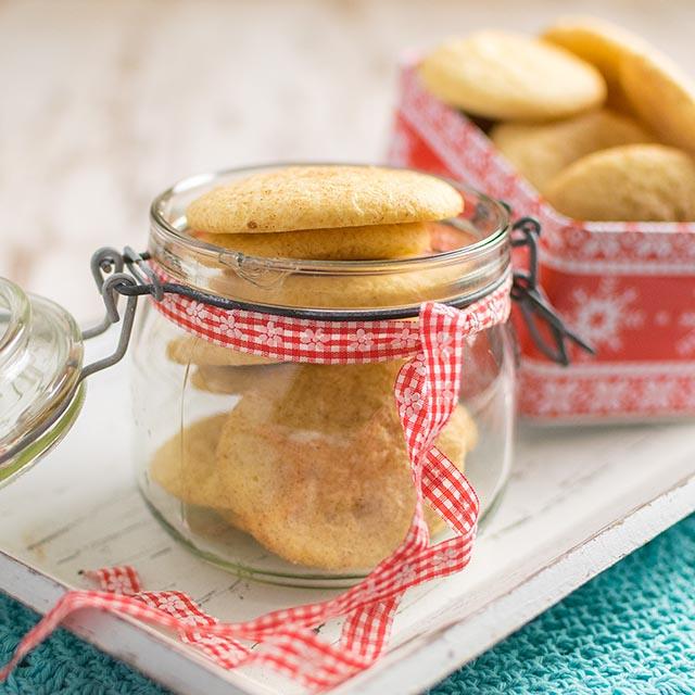 snickerdoodles rezept f r einfache und schnelle kekse bzw. Black Bedroom Furniture Sets. Home Design Ideas