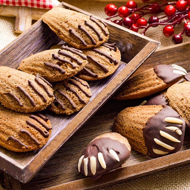 Schokoladen-Baerentatzen