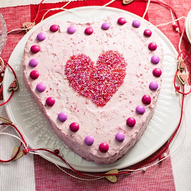 Torte Fuer Valentinstag Muttertag