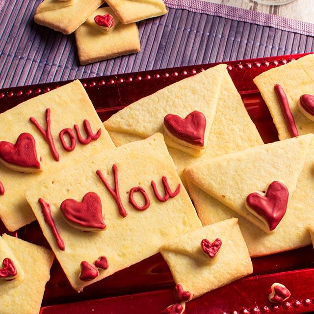 Gebaeck Fuer Valentinstag · Valentinstag Rezeptideen ·  Muttertag Valentinstagrezepte