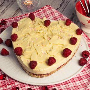 Cheesecake-weiße-Schokolade