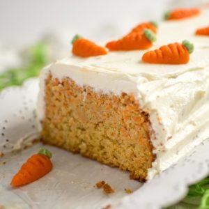 Moerenkuchen Karottenkuchen