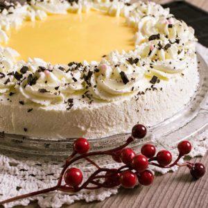 Eierlikoer-Torte Rezept