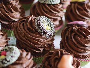 Brownie-Cupcake