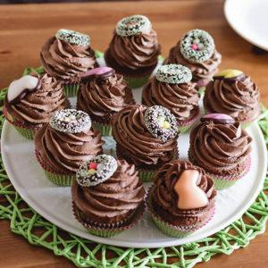 Osterrezepte-Muffins