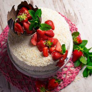 Kuchenrezepte mit Erdbeere