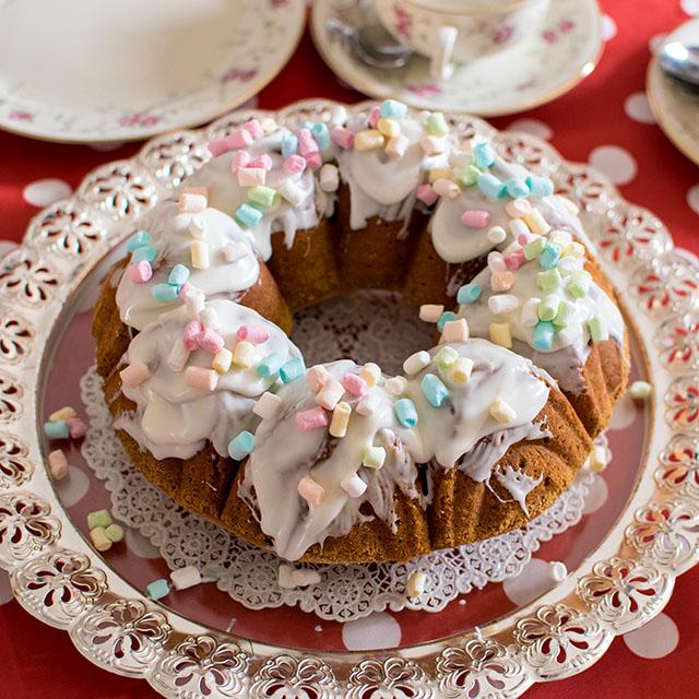 Einfache Kuchenrezepte mit Bild