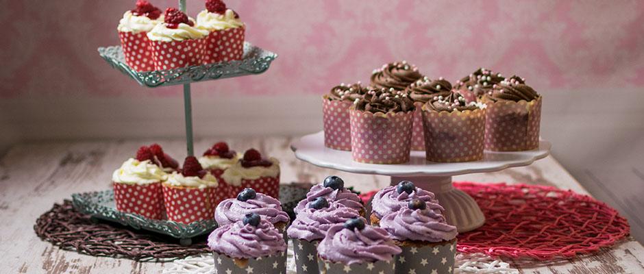 Cupcake-Rezepte