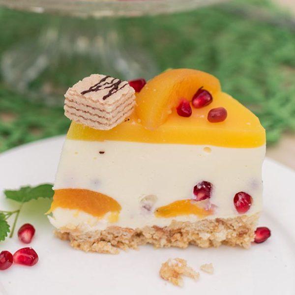 Torte ohne Backen Rezept